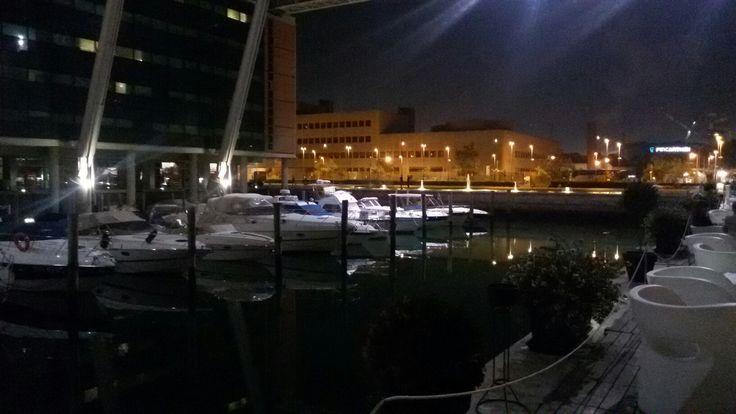 Mestre by night