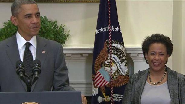 Obama chooses U.S. prosecutor Loretta Lynch to be next attorney general