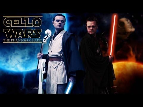 This video is absolutely awesome!!! And for a Star Wars fan like myself... :D Really really cool!!!!!!