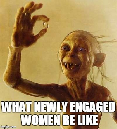 Marriage Ring Meme
