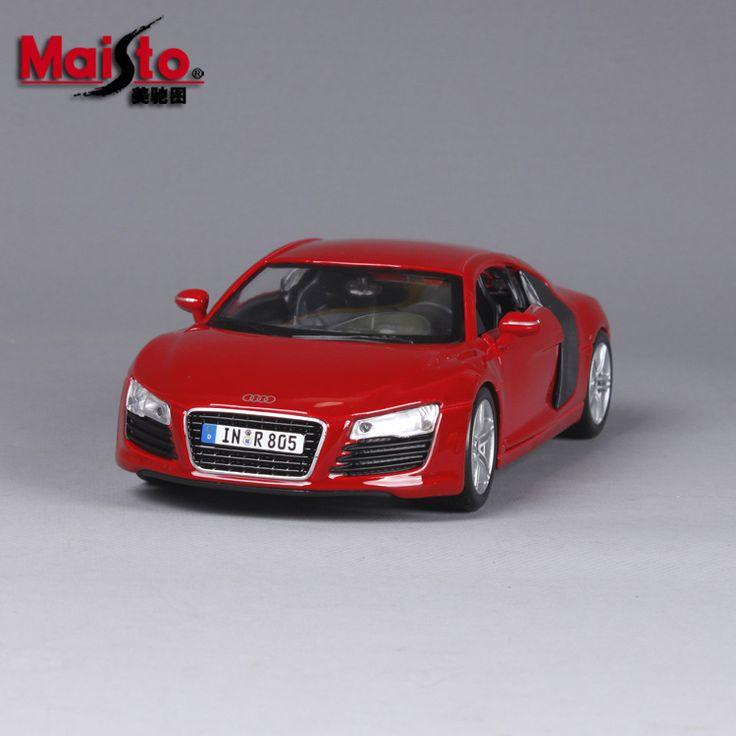 MAISTO 1:24 Audi R8 Simulation Alloy Car Model //Price: $72.07 & FREE Shipping //     #hashtag3
