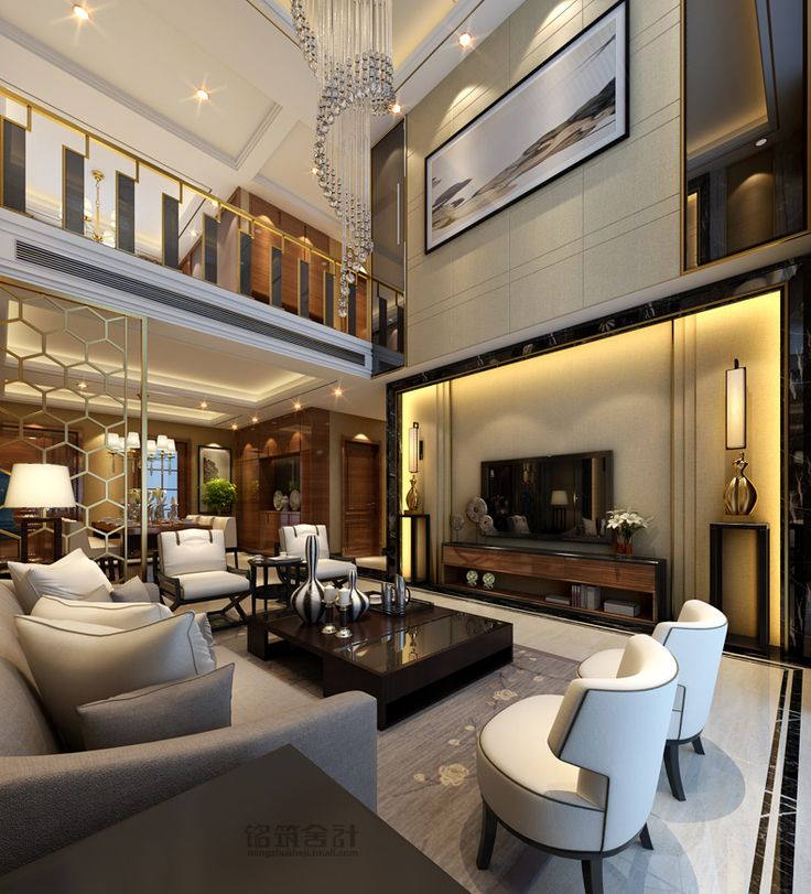 Modern Luxury Interior Design: Home Decoration Allows You To Create Luxury Yet Modern