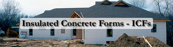 Best 25 insulated concrete forms ideas on pinterest for Insulated concrete form homes