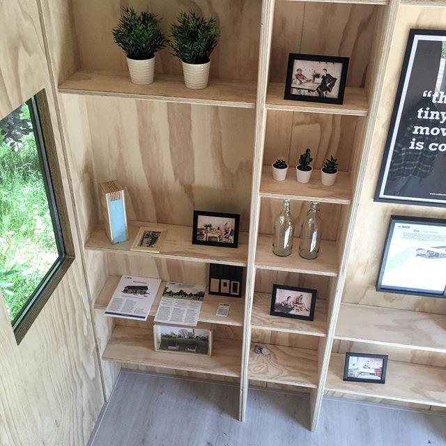 #tinyhouse #millhome #minitopia #droomstaddenbosch #welovetinyhouses #checkitout #customizeyourowntinyhouse #tinyhousenederland #greenbuilding #tinyhousemovement #ecofriendly #new #interior #house #inspiration