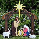 Standard Nativity Sets ~ outdoor