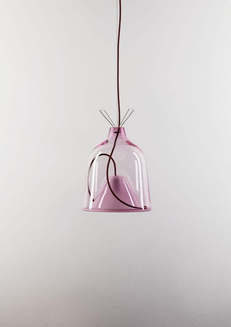 pink + translucency