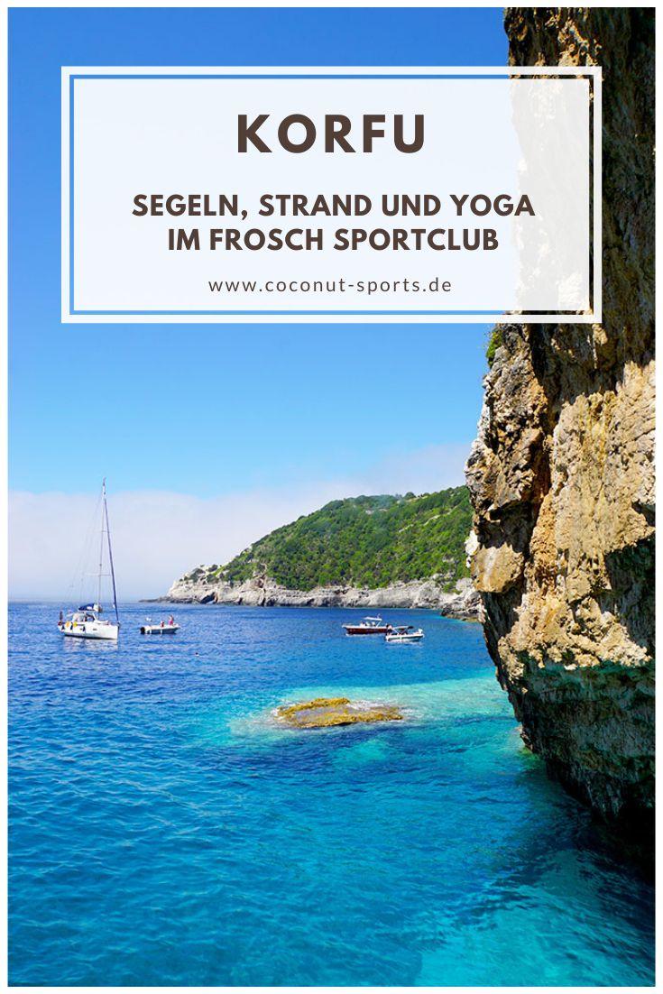 Frosch Sportreisen Erfahrungen: Segelkurs & Yoga in San