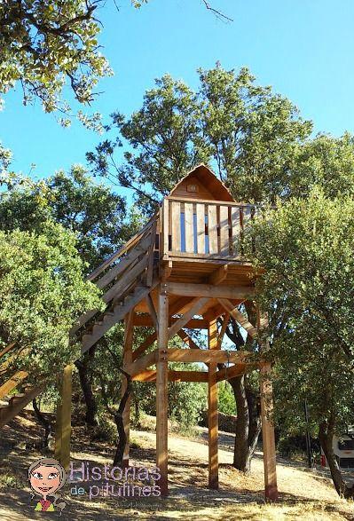 Si te gustaría dormir en una cabaña en un árbol, no te pierdas éste post  #ecoturismo #naturaleza http://blgs.co/2Xh4E8