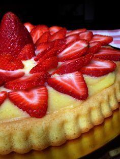 I manicaretti di Annarè: Base morbida per torta alla frutta o californiana