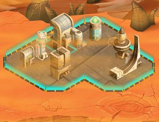 TerraforMars,un jeu de stratégie dans lequel l'objectif est de mettre en place les conditions nécessaires pour rendre la planète Mars habitable.