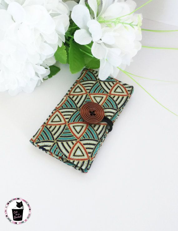 This beautiful handmade card holder is perfect for holding business cards
