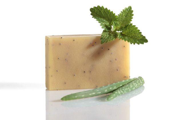 Aloe Vera sitrongress såpe - Manna Nettbutikk