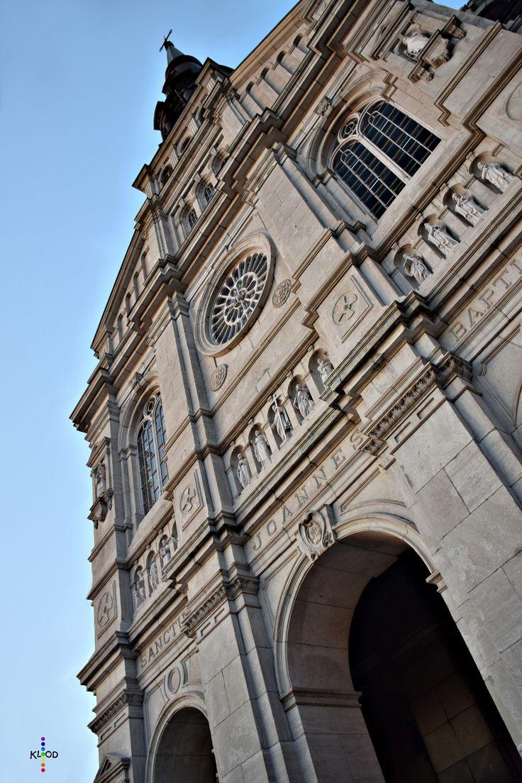 https://flic.kr/p/xVJwAE | Sanctus Joannes Baptista | Église Saint-Jean Baptiste, rue St-Jean, Québec