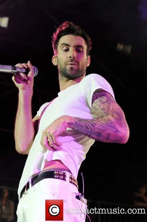 I dont even like tattoos but on Adam Levine I do so that's where I'm at.