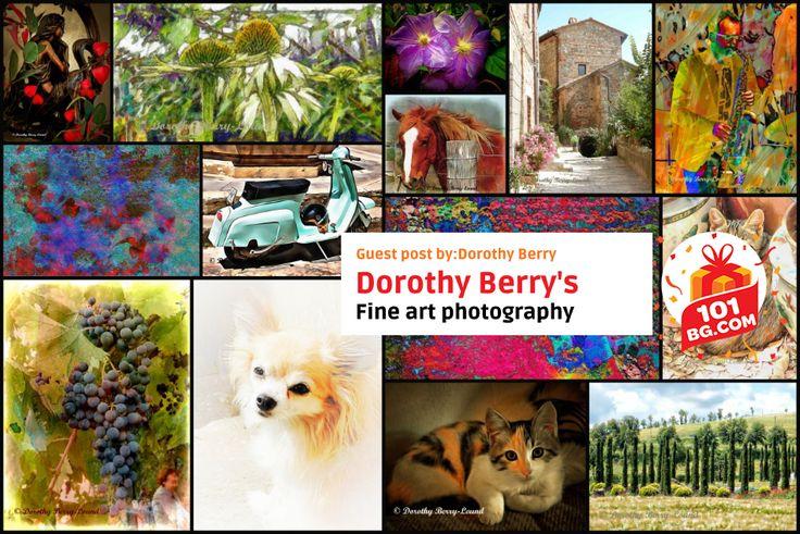 Dorothy Berry-Lound Art – Italy