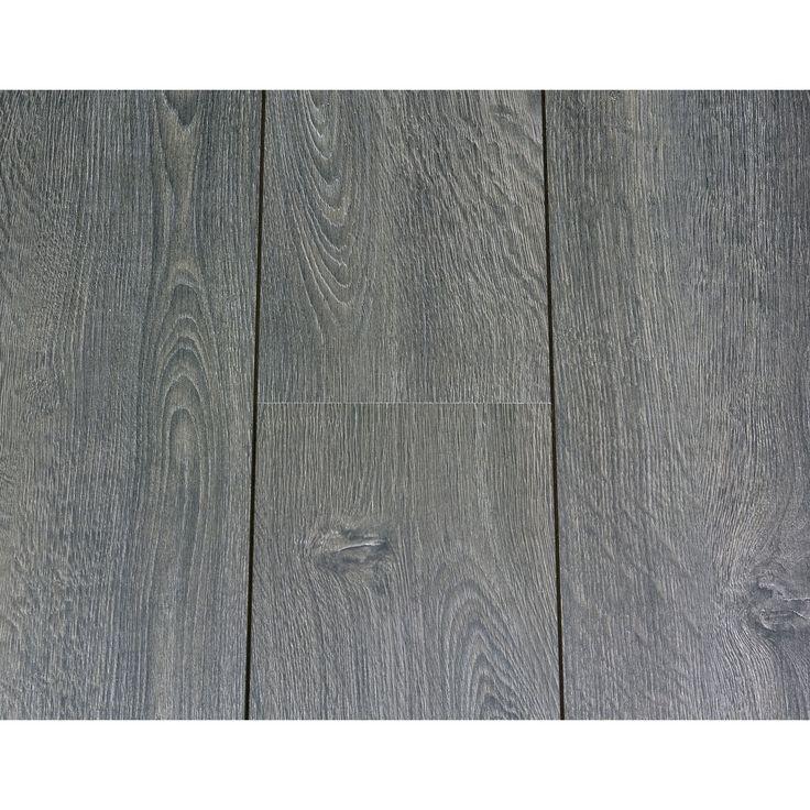 Vita New Classic laminaat donker grijs eiken V-groef 1,86 m²