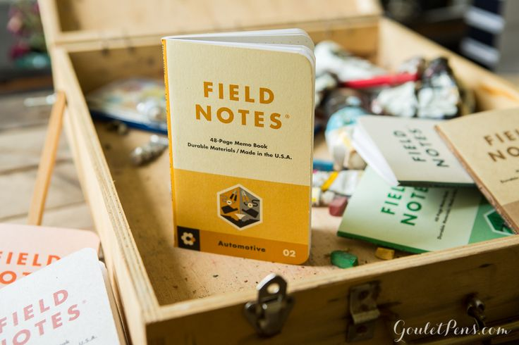 Ready Made  - field note