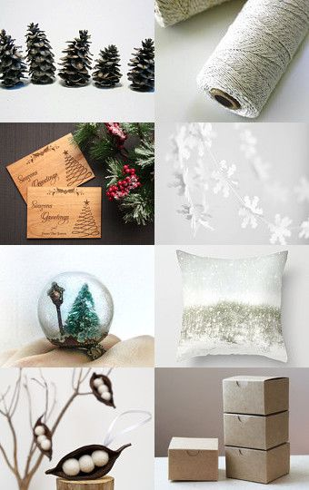 holiday gifts by Jennifer Lyons on Etsy--Pinned with TreasuryPin.com