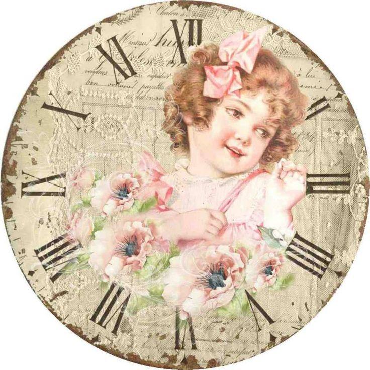 Ретро картинки часы