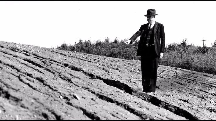 New film on @USDA_NRCS founder Hugh Hammond Bennett, how a conservation movement began! #fatherofconservation #soil