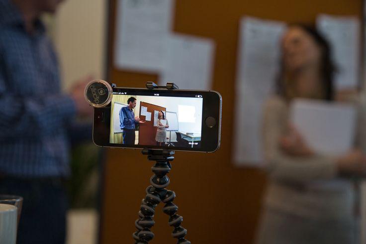 Selbstverständlich haben wir Teile des Workshops auch als Video aufgenommen. #Storytelling #Workshop #Video #7pointstory