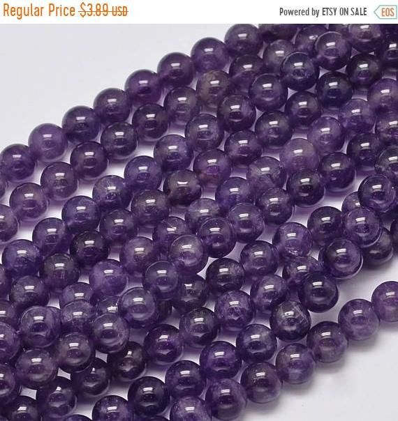 About 5-8mm,Hole 33 Strand 1mm Amethyst Chip Beads