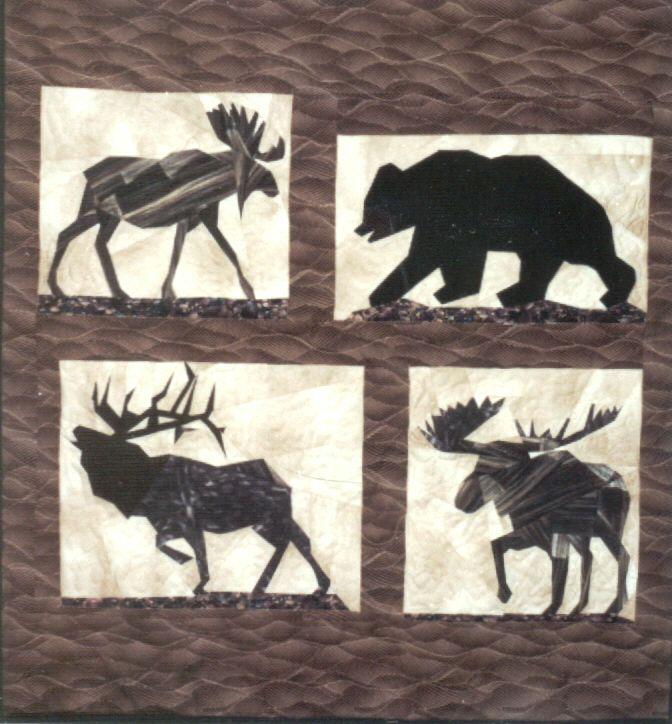 42 Best Quilts Northwoods Images On Pinterest Quilt