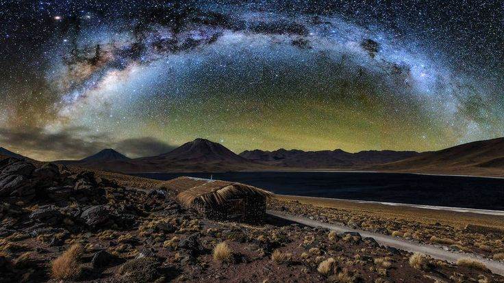 Antofagasta Region, Chile by Victor Lima from Brazil Source | Google Maps