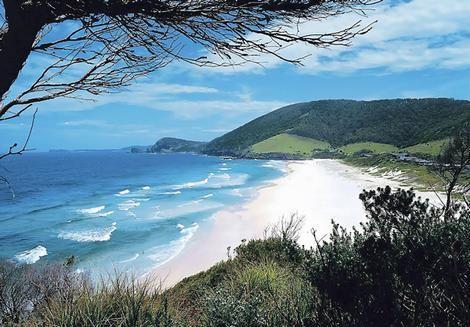 Booti Booti, Blueys NSW. God's country.