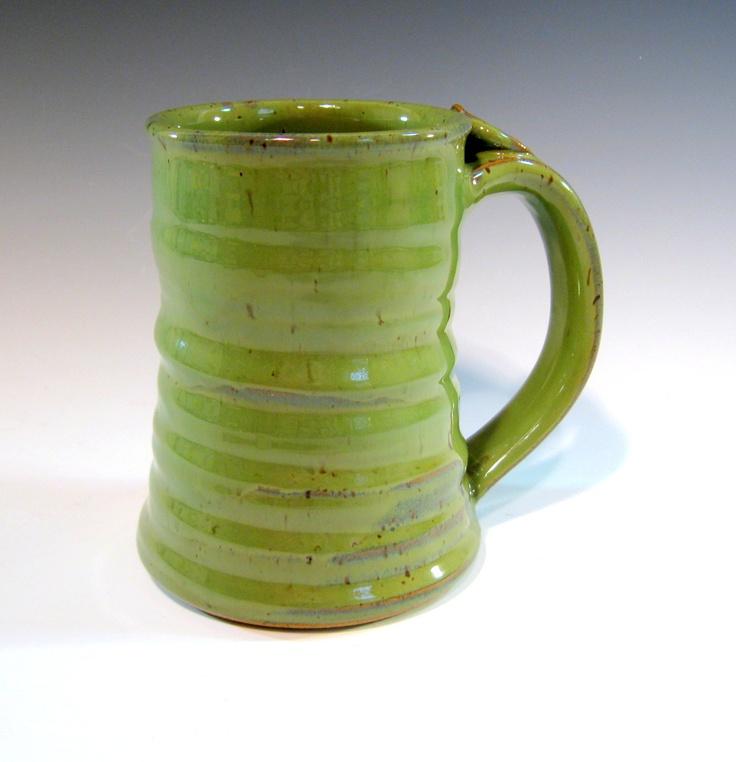 large ceramic coffee mug extra large ceramic coffee mug pottery coffee cup with thumb