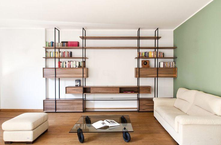 Oltre 25 fantastiche idee su libreria per la camera da letto su pinterest camera da letto - Libreria da camera ...