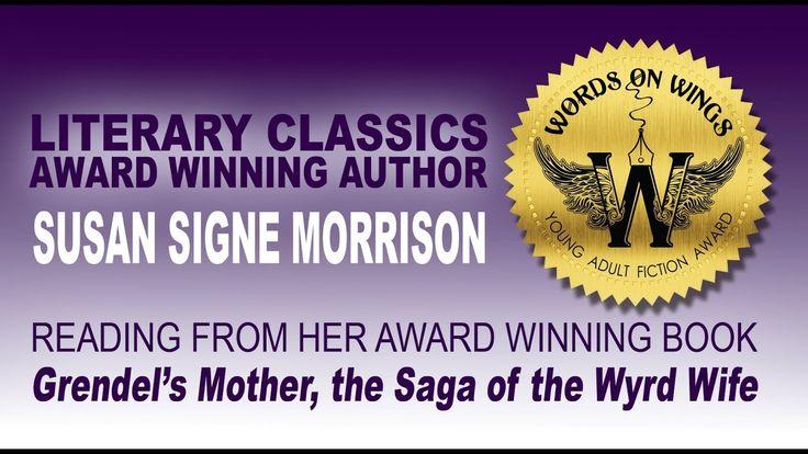 "Susan Signe Morrison reading from her award winning book ""Grendel's Mother"""