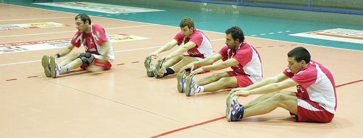 Mobilità articolare e pallavolo - Corrado Cerullo http://www.calzetti-mariucci.it/articoli/mobilita-articolare-e-pallavolo
