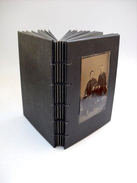 Gothic, Black, Victorian Tintype Photo Album, Tintype Photo Album with Victorian Kids. http://thealtereddiaries.weebly.com/store/p126/Gothic%2C_Black%2C_Victorian_Tintype_Photo_Album%2C_Tintype_Photo_Album_with_Victorian_Kids.html
