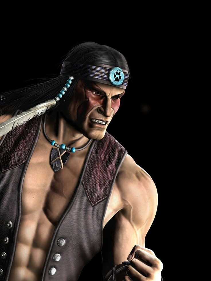 Nightwolf mortal kombat