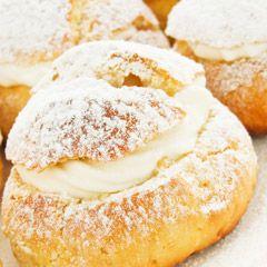 Baka härligt goda semlor utan socker - Livsmedel - CDON.COM