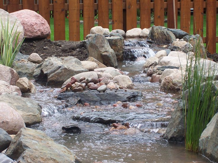82 Best Images About Pondless Waterfall On Pinterest Gardens Backyard Waterfalls And Pond