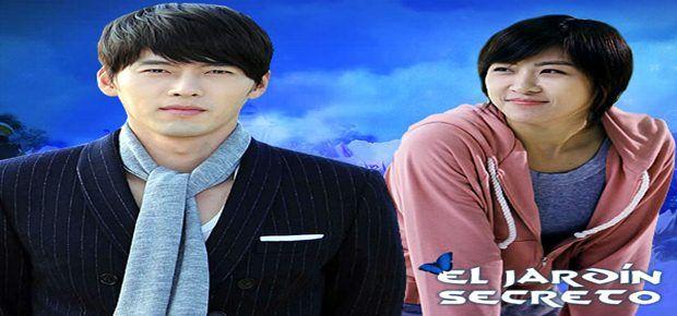 El Jardín Secreto, telenovela dorama coreano en RCN   Canal RCN ...
