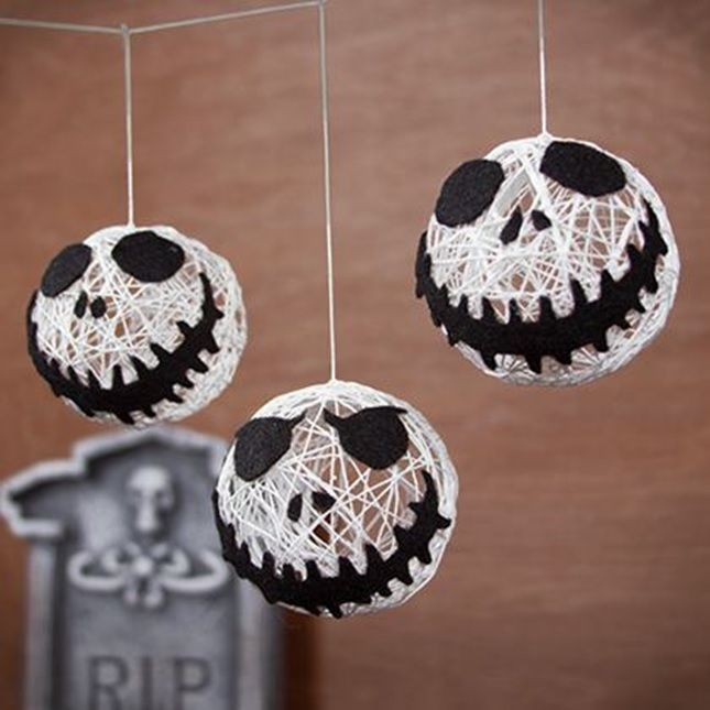 хэллоуин декор своими руками: 14 тыс изображений найдено в Яндекс.Картинках