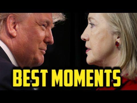 WE DO NOT NEED MORE REGULATIONS hillary! * Donald Trump VS Hillary Clinton HIGHLIGHTS