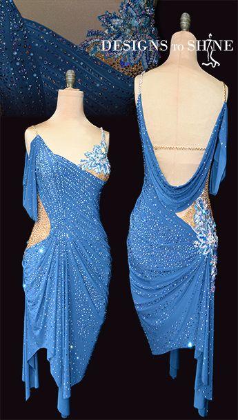 latin-dancewear-fifty-shades-of-blue-L17131