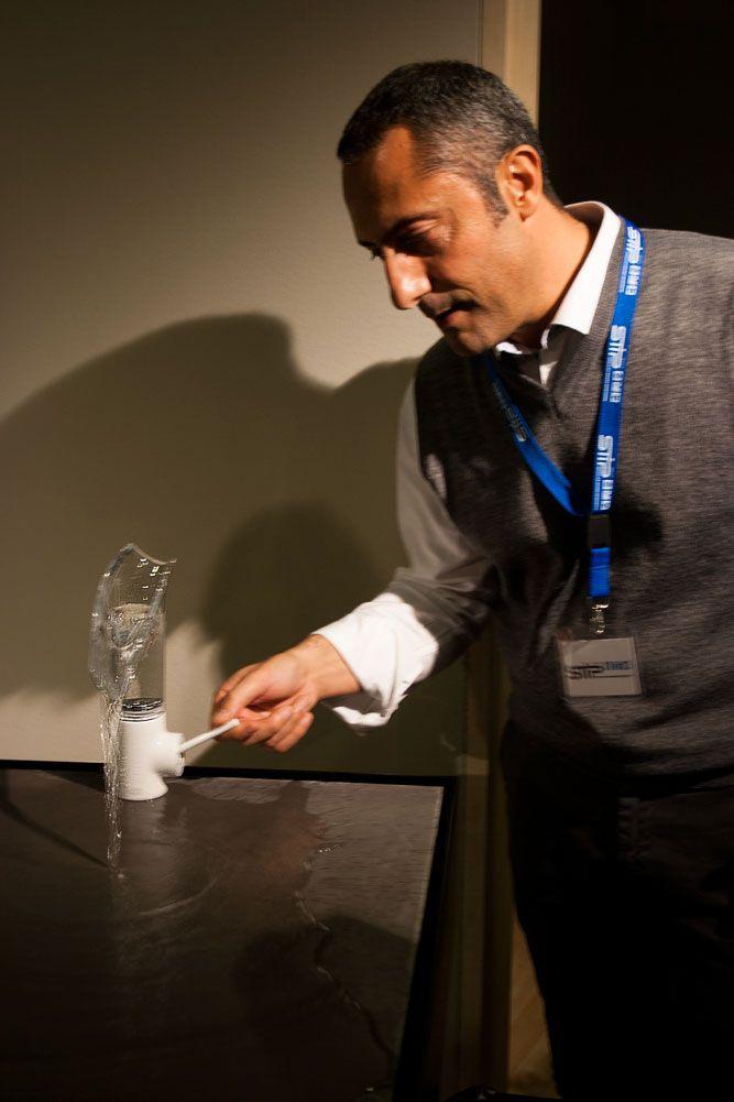 "STIP BAGNI -""VITALITY OF WATER"" Serata dedicata ai progettisti  #hansgrohe #Kaldewei #axor #Starck #archigiovani"