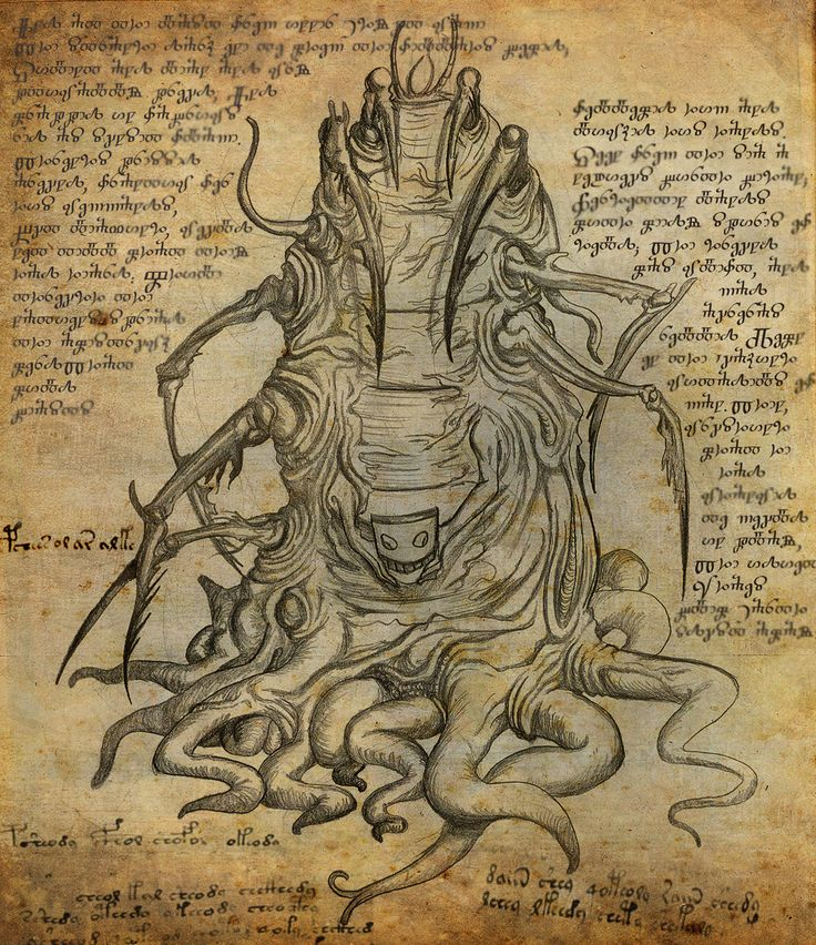 maid-of-monsters:  azzydarling:  Nyarlathotep by ~Paru-sa  Source:azzydarling