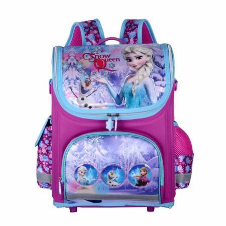 Orthopedic New 2016 Children School Bags For Girl Monster High Princess Backpack Child Waterproof Knapsack Kids mochila infantil
