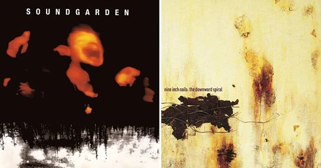"3.8.1994 : Two seminal albums from the '90s are released:Soundgarden'sSuperunknownandNine Inch Nails'The Downward Spiral. They enter the albums chart at #1 and #2 respectively.  Soundgarden'sSuperunknownis their fourth studio release and the evolution from the band's earlier heavy metal/grunge sound is evident in both the music and the lyrics.  The album spawns five singles and the video for the most popular of those ""Black Hole Sun"" gives a heavy visual backdrop to the psychedelic lyrics…"
