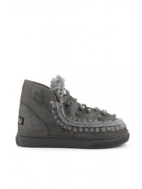 Mou mini eskimo sneakers with Rhinstones