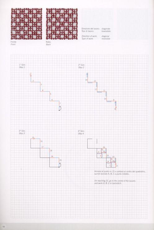 redwork fill with progression / Gallery.ru / Фото #60 - L_arte_del__blakwort…