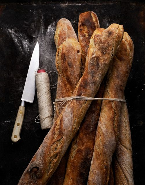 When did bread start looking so stylish?