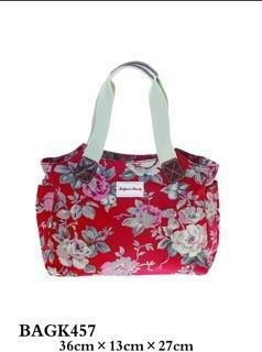 awesome Oilcloth bag