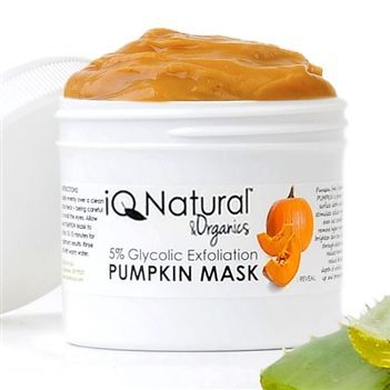 Iq Natural Pumpkin Face Peel